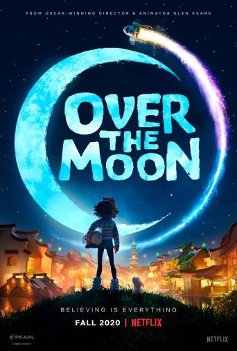 $!Netflix's Over The Moon is a beautiful space adventure