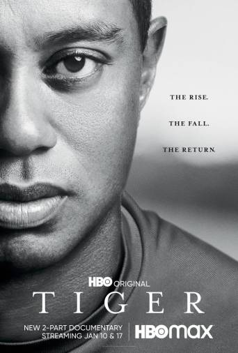 Two-part documentary 'Tiger' about golf icon Tiger Woods debuts in January