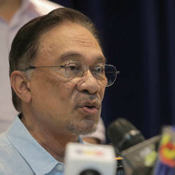 Anwar's reference over constitutionality of NSC act to be heard on Oct 30 (Correction)