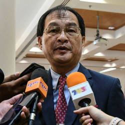 Be brave to lodge reports on crime and moral decline: Baru Bian