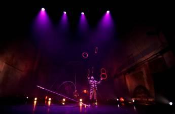 Czech 'take-away' theatre