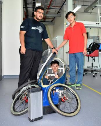 Carmaking at Heriot-Watt University Malaysia