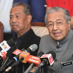 PH to conduct detailed post mortem, says Mahathir
