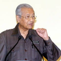 Prime Minister Tun Dr Mahathir Mohamad. — BBxpress