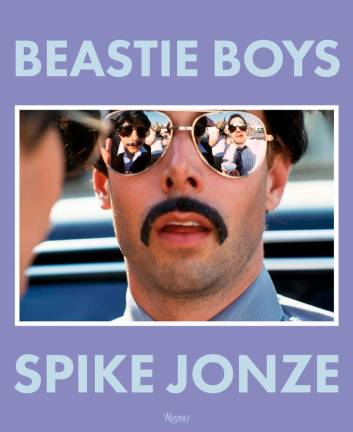 Filmmaker Spike Jonze to release Beastie Boys book