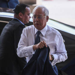 Submissions on Najib's SRC case tomorrow