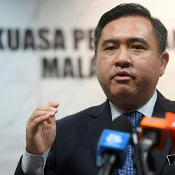 Private firms can help improve transport system: Anthony Loke