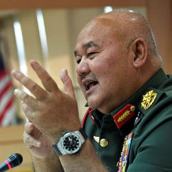 Illogical to question our existence: Armed Forces Chief