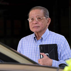 Kit Siang: PH should recognise Najib's influence as opposition figure