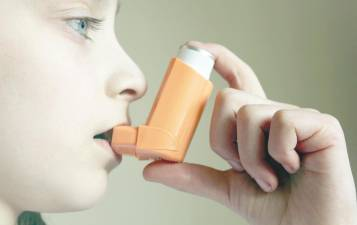 Asthmatics need to be more careful