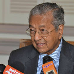 LTTE arrests: Police followed provision of law, says Dr Mahathir