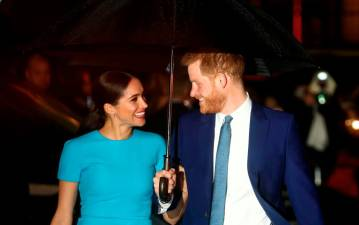 Harry and Meghan's Hollywood move