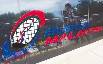 Bursa Malaysia's net profit up 2.5 times in third quarter to RM121.94 million