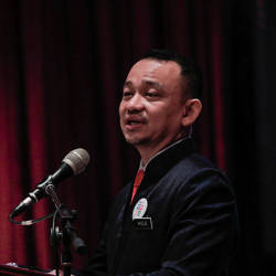 Maszlee in Doha to attend the Wise Summit