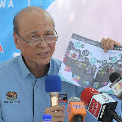 Government must tackle haze firmly: Lee Lam Thye
