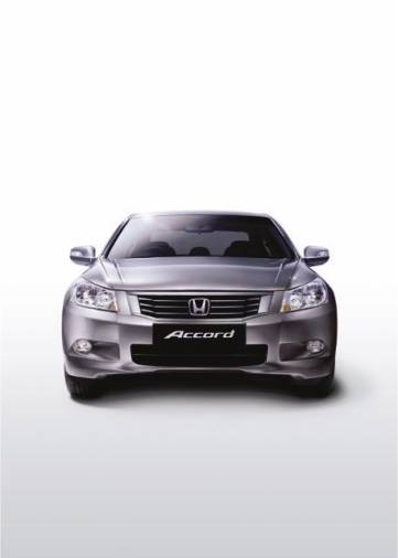 The Accord is one of the affected models of the Takata front airbag inflator replacement exercise.