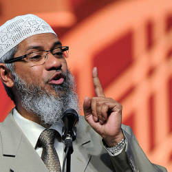 Police advise public to stay away from proposed rally against Zakir