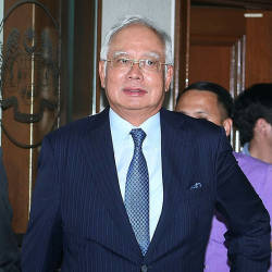 Appeals Court dismisses three of four appeals by Najib