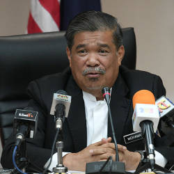 Don't speculate, says Mat Sabu