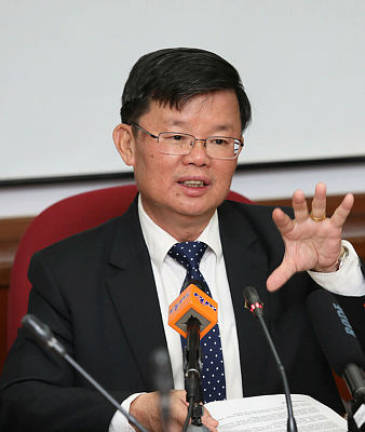 Developers cooperation needed to fulfill affordable housing needs in Penang: Chow