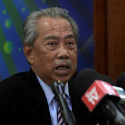 Decision on Yazid's release to be finalised after board meeting: Muhyiddin