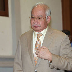 Najib had knowledge of funds deposited into his accounts: DPP
