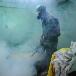 Cuba pesticides may have caused Canada diplomats' injuries: study. — AFP