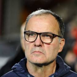 Marcelo Bielsa's hopes of earning Leeds United automatic promotion to the Premier League suffered a big blow with a 2-1 defeat by Wigan. — AFP