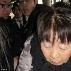 Japan appeals court upholds 'Black Widow' death sentence