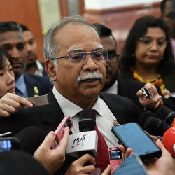 Police summon Ramasamy over article on Rawang shooting