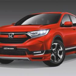 Honda CR-V Mugen Limited Edition is here