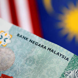 Ringgit opens eight-months high against US dollar