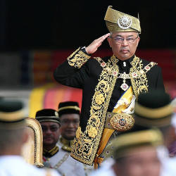 King to make four-day visit to Indonesia beginning tomorrow