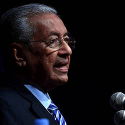 Malaysia will speak the truth at Unga: Mahathir