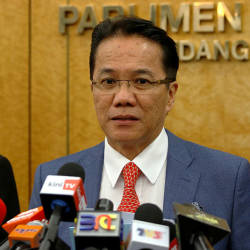 By-election held in accordance with rule of law: Liew