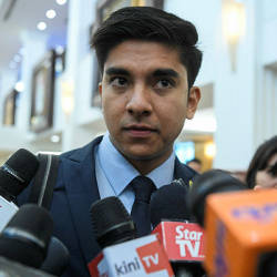 Syed Saddiq apologises to Germany for Nazi salute