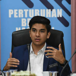 No NFDP trainee will be left behind: Syed Saddiq