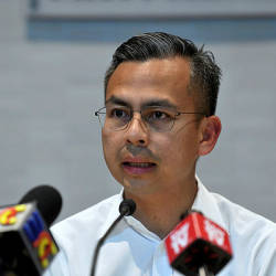 Fahmi: Timing of sexual misconduct claim very peculiar