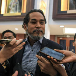 KJ wants police to follow up on GST robbery claim