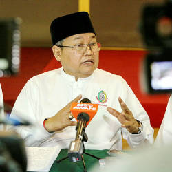 Ibrahim Ali expects new party to be launched next month