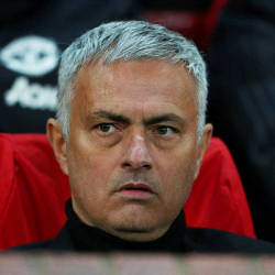Manchester United manager Jose Mourinho. — Reuters