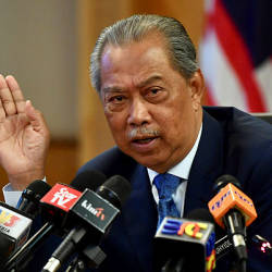 Stern action against those raising sensitive issues: Muhyiddin