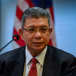 China-US trade war has not affected Malaysia's trade pacts: Saifuddin
