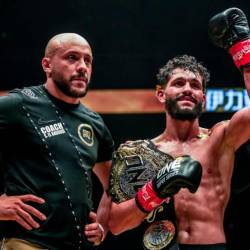 Ilias Wnnahachi retains ONE flyweight crown