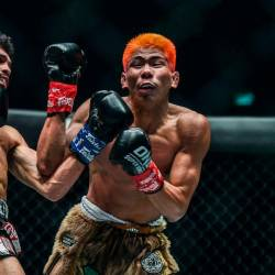 Ennahachi KOs Petchdam to claim ONE's kickboxing crown