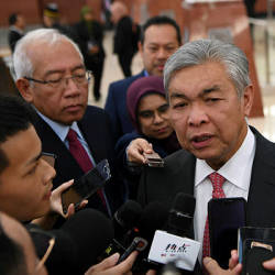 Ahmad Zahid had applied to be Yayasan Akalbudi's sole signatory: Witness