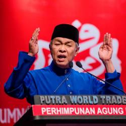No decision on Muafakat Nasional yet: Zahid