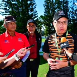 Sabah all geared for largest World Amateur Golfers Championship
