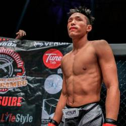 Keanu Subba admits he wouldn't have come this far in life without martial arts