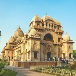 Belum Math Temple in Kolkata. – AIRASIA